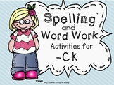 ck Digraph Worksheets