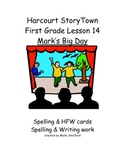 Harcourt StoryTown First Grade Lesson 14