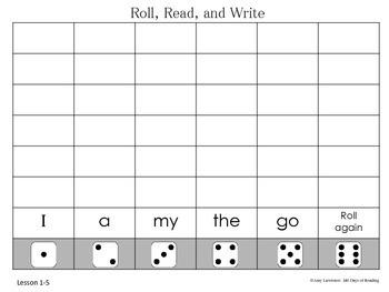 Kindergarten High Frequency Word Activities