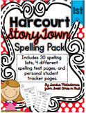 Harcourt StoryTown Spelling Lists Pack