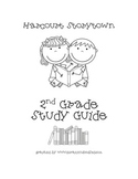 Harcourt Storytown 2nd Grade Study Guide