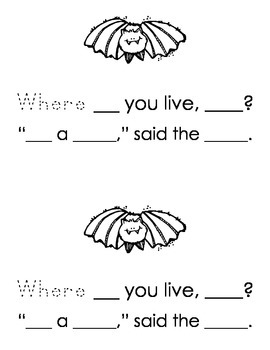 "Harcourt Storytown K, lesson 14, Where do you Live?  hfw ""where"" ""do"""