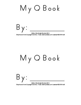Harcourt Storytown K, lesson 27, My Qq Book, hfw reviews