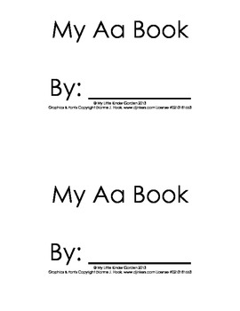 """Harcourt Storytown K, lesson 6-My Aa book, Look at the-hfw """"the"""" """"at"""""""