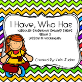 Harcourt Storytown Lesson 19 Vocabulary Game