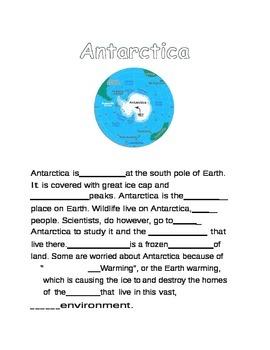 Harcourt Storytown~Grade 3~Lesson 21 Antarctic Ice