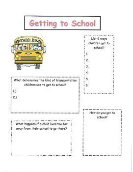 Harcourt Storytown grade 3 Lesson 3 Schools Around the World