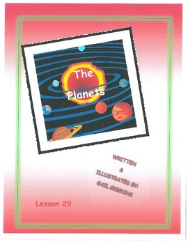 Harcourt Storytown~Grade 3~Lesson 29 The Planets
