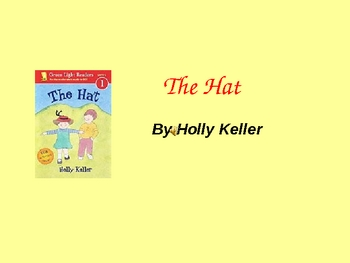 Harcourt Trophies 1st grade story The Hat Power Point