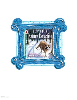 Harcourt Trophies Anthology 5 How To Be A Nature Detective (Grade 1)