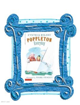 Harcourt Trophies Anthology 5 Poppleton Everyday (Grade 1)