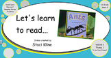 "Harcourt Trophies ""Ants"" Comprehensive Smartboard for 1st Grade"