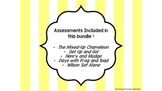 """2nd Grade Harcourt Trophies """"Being Me"""" Bundle of CCSS-Aligned Assessments"""
