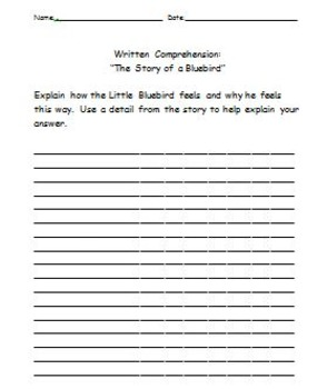 Harcourt Trophies First Grade Common Core/TRC Writing Prompts