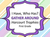 """Harcourt Trophies Gather Around """"I HAVE, WHO HAS?"""" Sight Word Practice"""