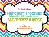 3rd Grade Harcourt Trophies Interactive Notebook Resources