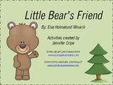 Harcourt Trophies~ Little Bear's Friend story activities