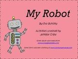 Harcourt Trophies~ My Robot story activities