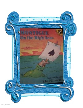 Harcourt Trophies Second grade Book 5 Montigue on the High Seas