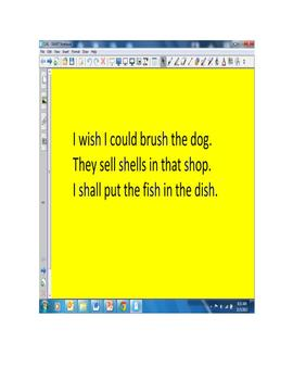 Harcourt Trophies Smartboard- First Grade for Fun with Fish Book 2
