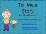 Harcourt Trophies ~ Tell Me a Story activities