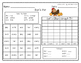 Harcourt Trophies Theme 3 - Find, Color, Graph Sight Word Practice BUNDLE