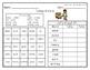 Harcourt Trophies Theme 4 - Find, Color, Graph Sight Word Practice BUNDLE
