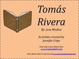 Harcourt Trophies ~ Tomás Rivera story activities