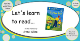 """Harcourt Trophies """"Try Your Best"""" Comprehensive Smartboard for 1st Grade"""