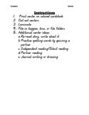 Harcourt reading- Baboon