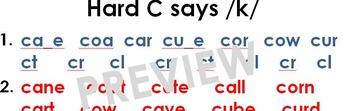 Hard C - Chart 2
