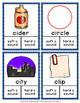Hard C Soft C Clip Cards