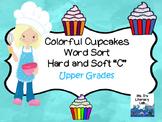 Hard C & Soft C Word Sort (Upper Grades)