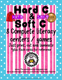 Hard C and Soft C Literacy Centers