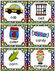 Hard C and Soft C Word Sort Center Station Activity