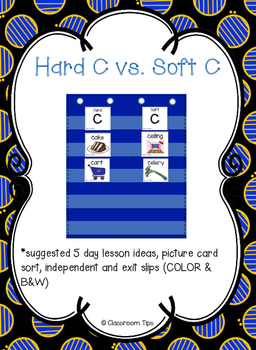 Hard C vs. Soft C