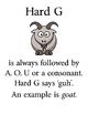 Hard G Soft G