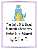 Hard G and Soft G Packet