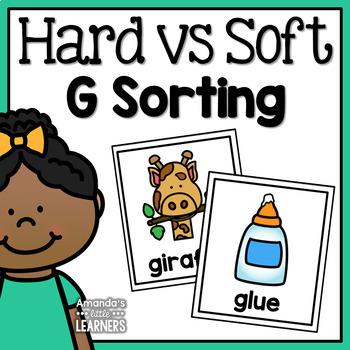 Hard G vs Soft G Sort