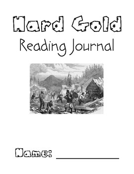 Hard Gold Reading Journal