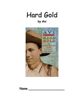 Hard Gold by Avi