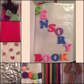 Hard Good: Sensory Book