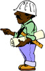 Hard Hat Area Clip Art - Commercial Clip Art for Classroom Creations