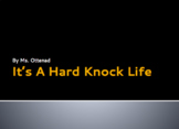 Hard Knock Life Song Comparison