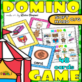 Hard Soft C G Domino And Sorting Game Activity Phonics Pack