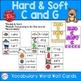 Hard and Soft C,G