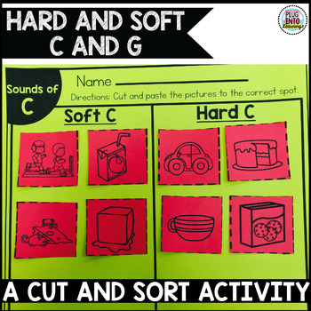 Hard/Soft  C and G Cut and Sort