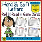 Hard & Soft Letters C & G Roll It! Read It!