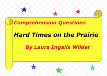 Hard Times on the Prairie