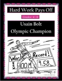 Hard Work Pays Off: Usain Bolt